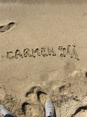 Carmen911 twittert............nicht :-) Carmen911